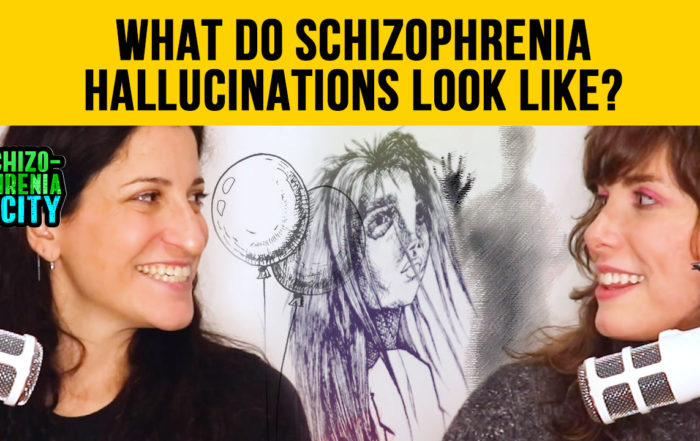What do Schizophrenia Hallucinations Look-Like?